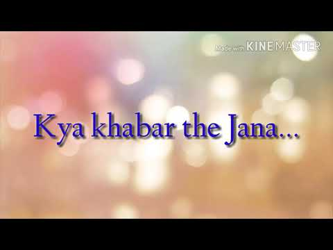 O jaane jigar...  (whatsapp status video)