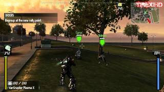 Earth Defense Force: Insect Armageddon HD gameplay