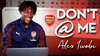 DON'T @ ME | Alex Iwobi goes undercover on Twitter