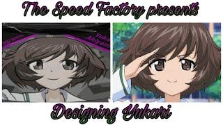The Speed Factory presents: Designing Yukari (NFS Payback)