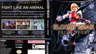Bloody Roar Primal Fury Character Select Theme extended