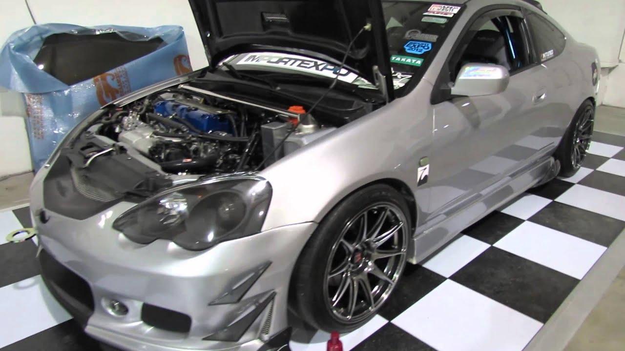 2002 Acura Rsx Custom At 2017 Megasd Car Show