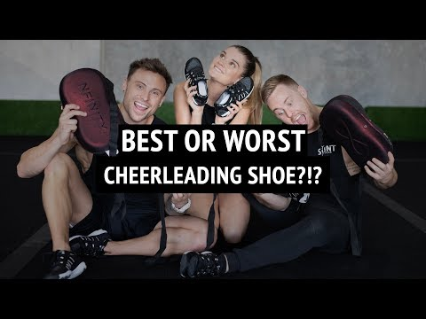 Should You Buy The Nfinity Flytes? | Cheer Shoe Review