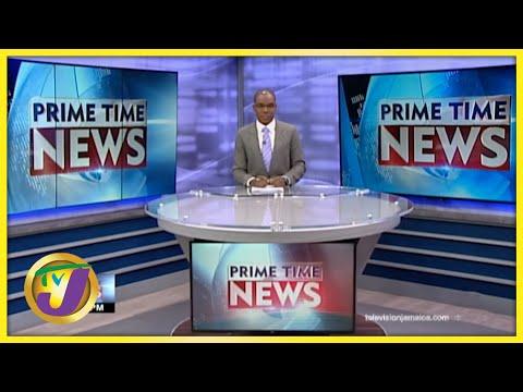Jamaican News Headlines   TVJ News - August 24 2021