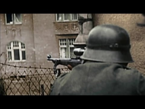 Battle for Berlin WW2 Footage