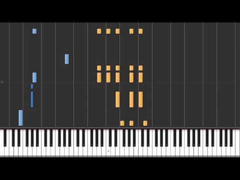 Ruby and the Ruby played by Synthesia