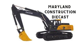 1:50 John Deere E360 LC Excavator Diecast Trackhoe