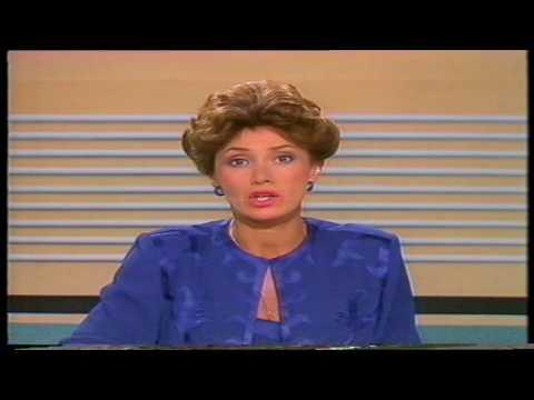 BBC1: Late News / continuity - Sunday 16th September 1984