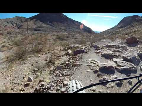 Bootleg Canyon - the Girlscout trail