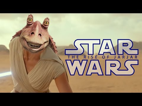 Hero Mark Hamill gets Jar Jar Binks trending