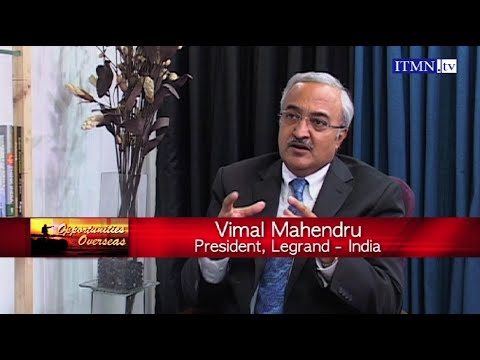 Vimal Mahendru, President, Legrand India, on Cyprus as a business destination for Indians