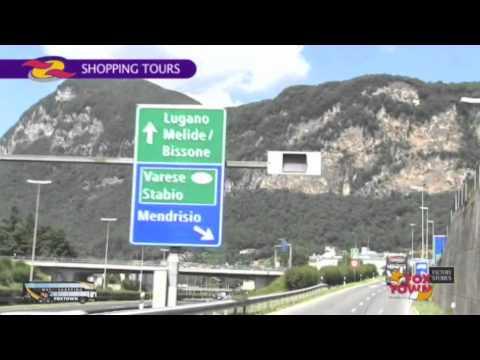 Foxtown shopping tour
