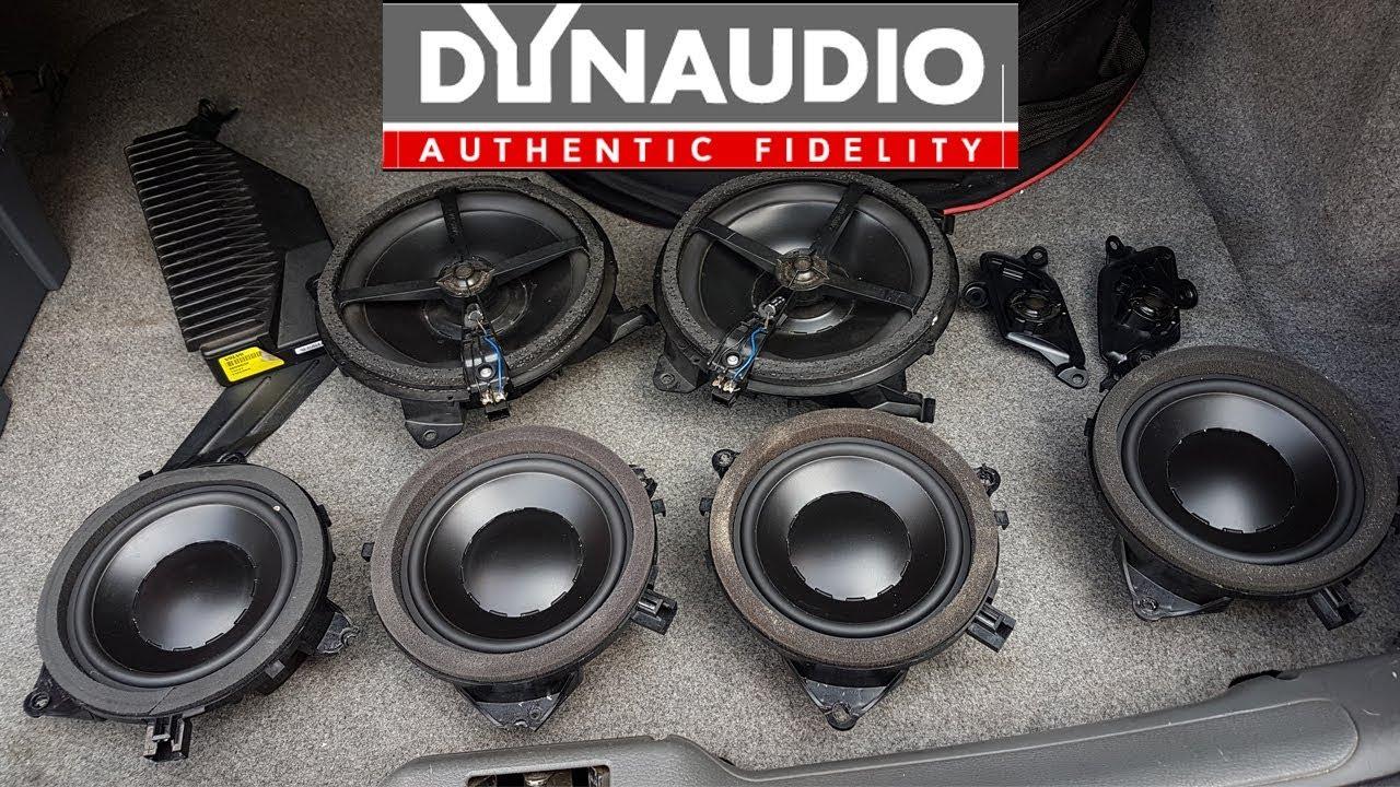 2017 Volvo S80 >> Volvo S80 DynAudio Speakers PA300 Premium Sound HU-801 Yatour Bluetooth YT-BTM - YouTube