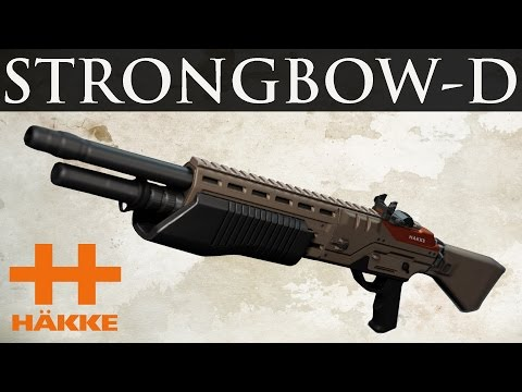 Destiny: Strongbow-D Review!