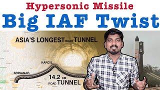 Hypersonic Technology   IAF Game Changer Plan   Tamil Pokkisham