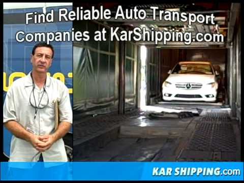Enclosed Auto Transport vs. Shipping with an Open Car Carriers