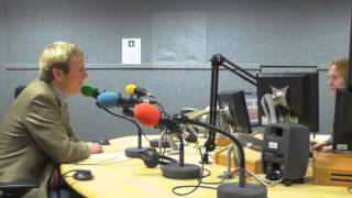 Grant Harrold on BBC Radio Gloucestershire Part 3. Thumbnail