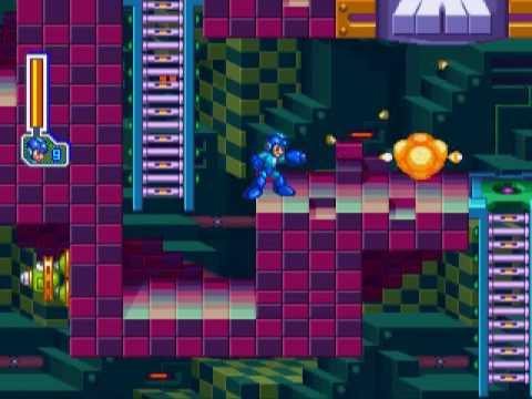 Mega Man 8 - Astro Man's Stage