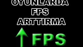 ATI Radeon Ekran Kartı Oyunlar İçin FPS Arttırma