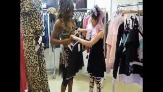 Emma Kemy au Tokyo Crazy Kawaii Rencontre d'Emma Kemy avec Kimura U, Bijomen Z, Baby Shoop, Glad News, Julie Watai, Tsukasa Maejima, ...