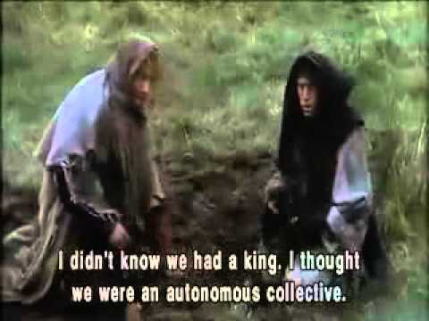 Dennis The Constitutional Peasant - YouTube
