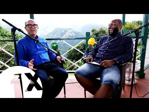 1Xtra in Jamaica - David Rodigan's 40 years in broadcasting.