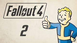 Прохождение Fallout 4 - часть 2 (Санкчури-Хиллз)
