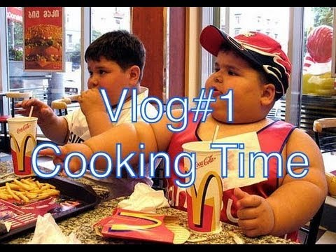 Vlog#1 Cooking Time With Marco Strub