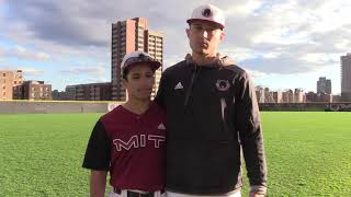 MIT Baseball Clinches NEWMAC Tournament Berth With 8-4 Win Over WPI
