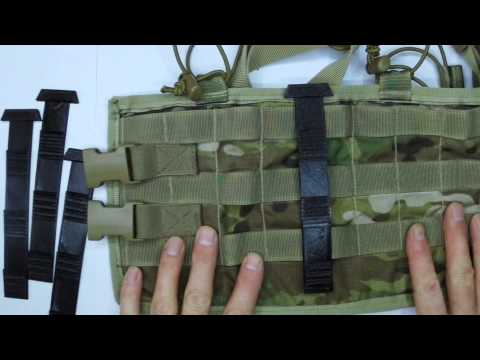 Molle Attachment Bars- How They Work
