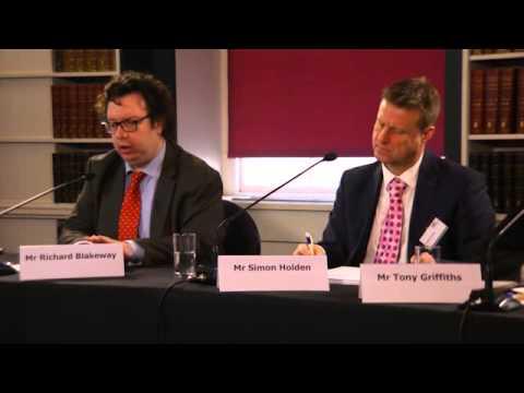 London Health Commission: Theme B:   Mr Richard Blakeway, Mr Simon Holden and Mr Tony Griffiths