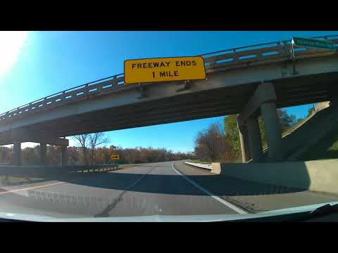 Driving from Shelby Township, Michigan to Sterling Heights, Michigan
