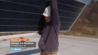 Wat vindt de zonnepanelenindustrie van Trumps heffingen?