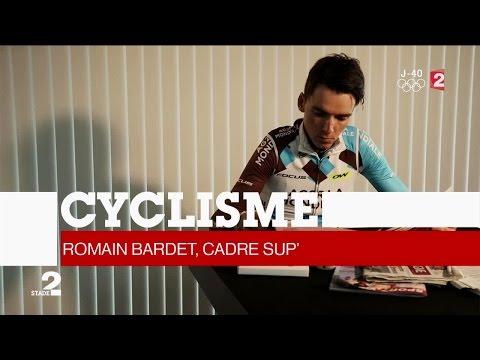 Cyclisme : Romain Bardet, cadre sup du peloton