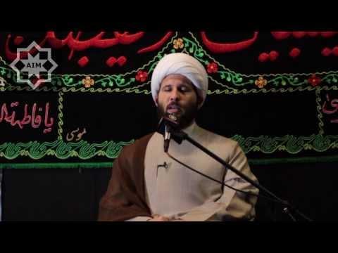 Ya Latharat Al-Hussain   Muharram 2013 Lecture 4   Shaykh Hamza Sodagar thumbnail