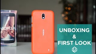 Nokia 1 - Android Go or no Go? Unboxing and First Look