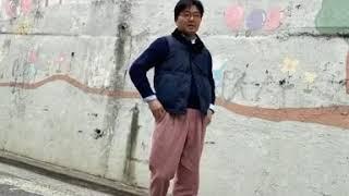 한국신사 출근룩 - 바베큐 룩