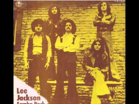 Lee Jackson Jambalaya Samba Rock