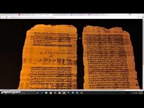 gnostic gospel of truth pdf