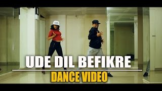 Ude Dil Befikre Dance Video || Ranveer Singh || Rockstar Dance Studios || Befikre Movie 2016
