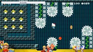 Super Mario Maker (Viewer Levels)