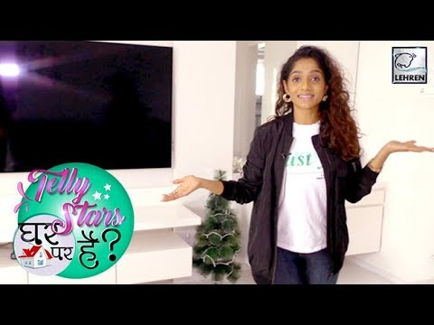 Jamie Lever Introduces Her House For First Time | Telly Stars घर पर हैं?