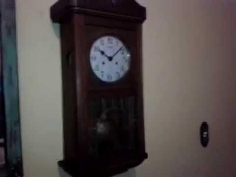 Schlenker & Kienzle Chime Wall Clock- Germany/1921