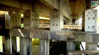 Контроль за реконструкцией моста через Учу на Студенческом проезде