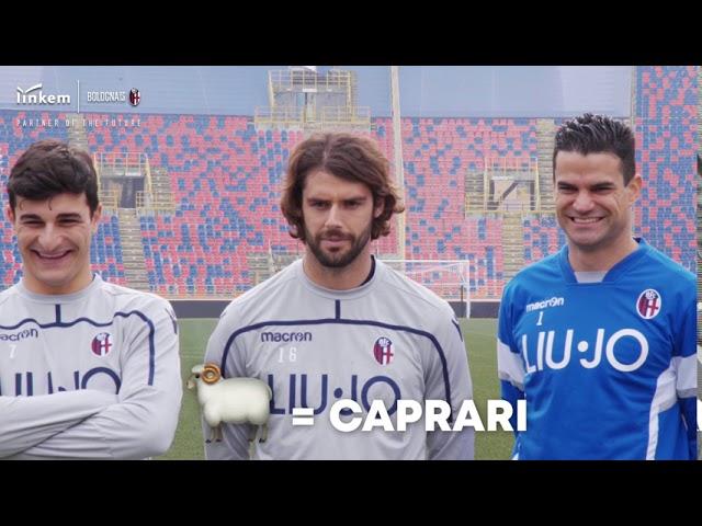 I calciatori del #BolognaFC saranno in grado di indovinare chi si nasconde dietro le #emoji?