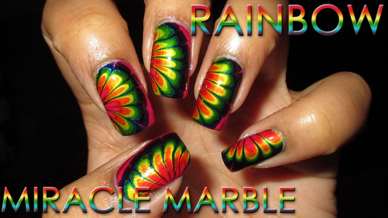 Rainbow miracle marble stickers water marble march 2016 11 rainbow miracle marble stickers water marble march 2016 11 diy tutorial youtube prinsesfo Gallery