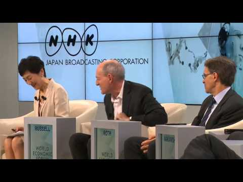 Davos 2015 - A Brave New World
