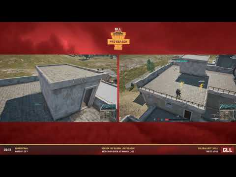 GLL Grand Final - Match 7 / 7 - Casting by Forsen & TheSimms