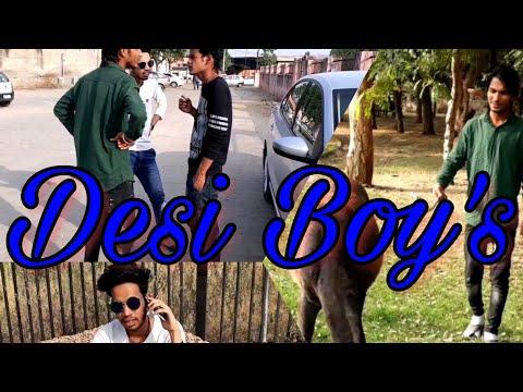 (Jaipur) Desi Boy's Tashan {Kuldeep}