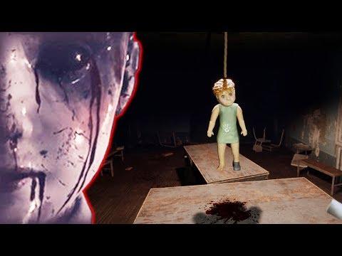ДЕТСКИЙ ДОМ, СИРОТЫ, ПЫТКИ ! - Palmyra Orphanage (Horror Game)
